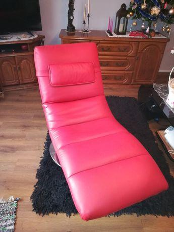 Obrotowy fotel szezlong