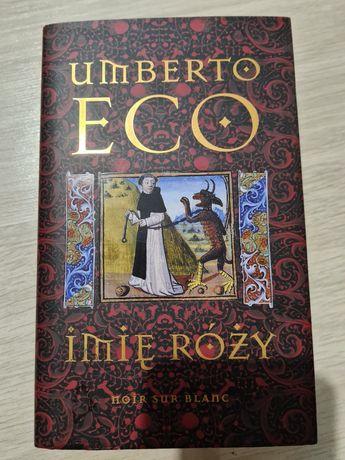 Umberto Eco Imię Róży