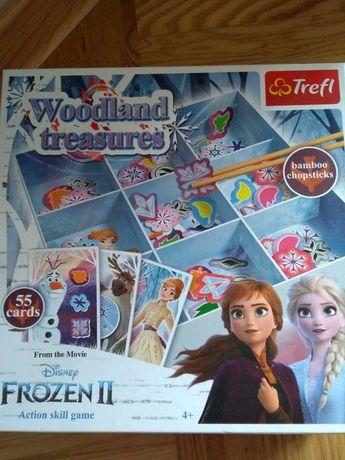2 gry Frozen i Abc