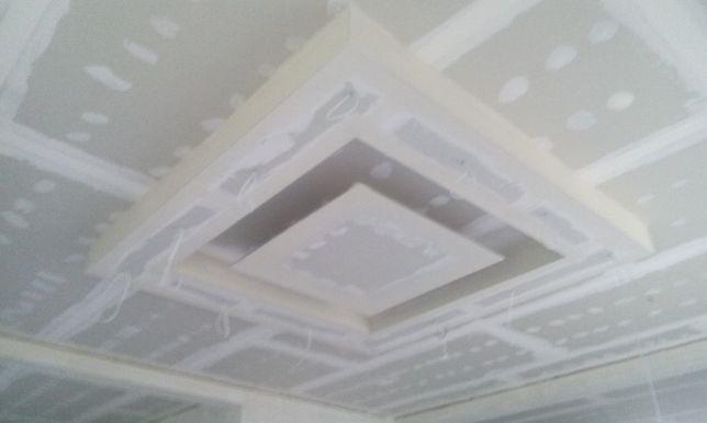 Sufity podwieszane Docieplanie ocieplanie poddaszy ścianki wełna
