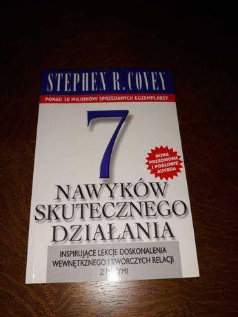 Stephen R. Covey-7 nawyków skutecznego działania.
