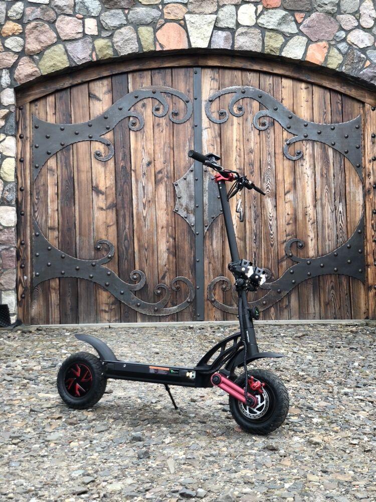 Electric scooter MAMBO T11 Hulajnoga Elektryczna Premium HIT