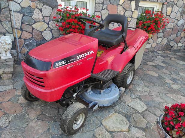 Kosiarka Traktorek Honda 2216 V2 Popa Oleju Hydro