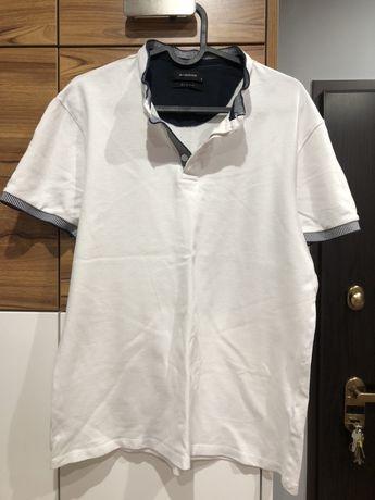 Reserved Biała koszulka