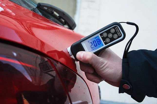 Проверь авто перед покупкой (профессиональный толщиномер ЛКП авто)
