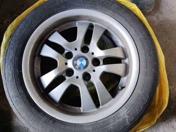 Felgi + opony BMW 16