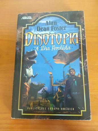 Dinotopia - A Ilha Perdida