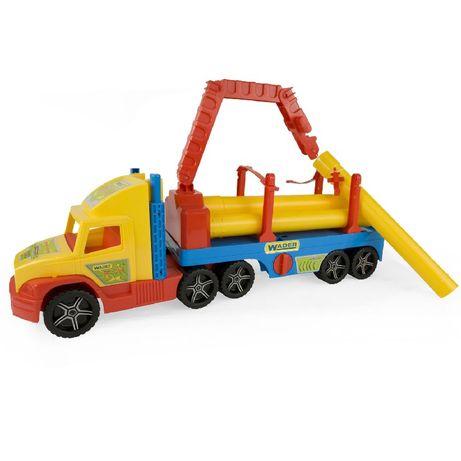 Ciężarowe auto Wader