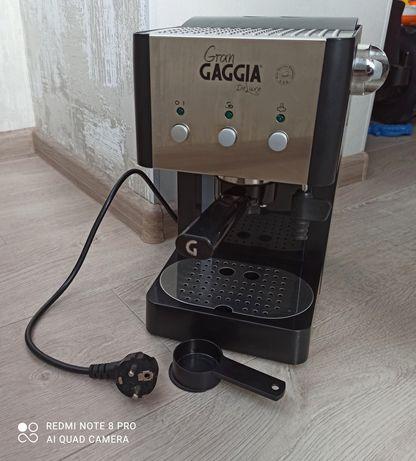 Кофеварка Gran Gaggia Deluxe