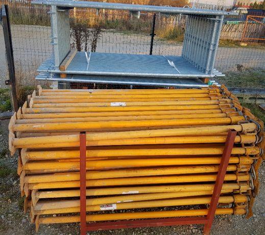 Stemple budowlane Sztyce Szalunki Podpory Dźwigary H-20