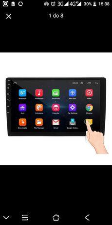 Radio de carro 2 Din,android 8.1,quatro core 1+16 G,touch ,GPS ,Wifi