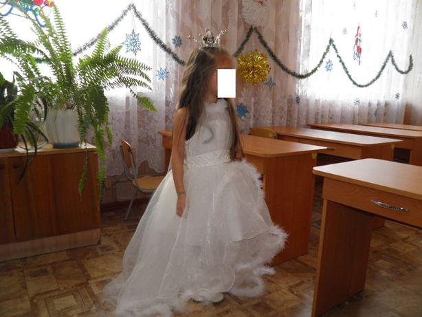 Платье для девочки, 3-5 лет, НГ/утренник/свадьба/праздник