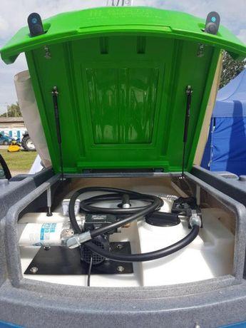 Zbiornik na paliwo 2500 litrów dwupłaszczowy Fortis Gwarancja