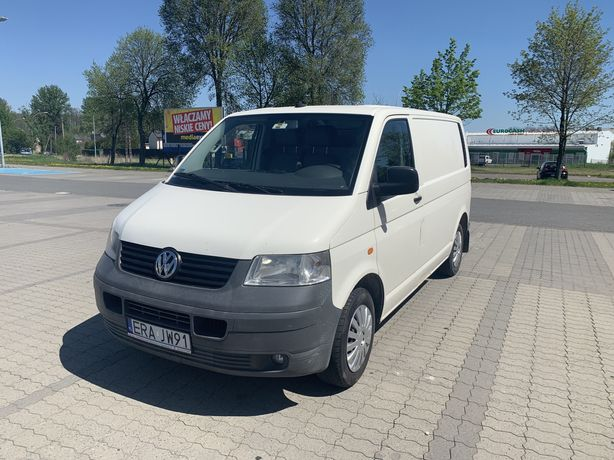 Volgswagen Transporter T5 2,5 TDI