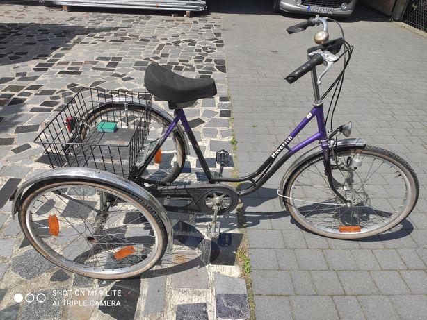 Okazja rower 3 kołowy