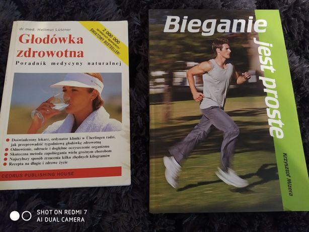 Książka Bieganie jest proste Krzysztof Mizera