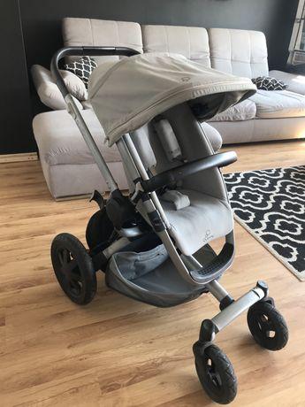 Wózek spacerówka/głeboki Quinny 2w1
