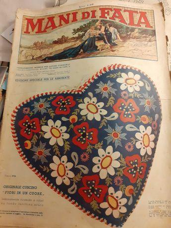 2 revistas muito antigas