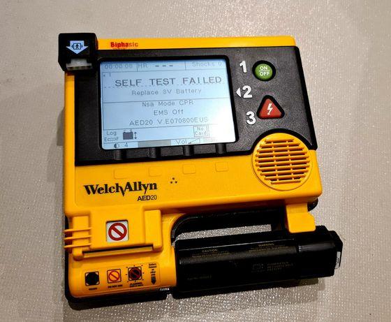 Defibrylator AED Welch Allyn AED20