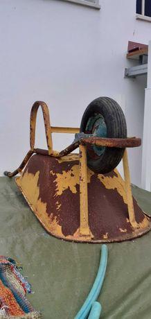Carro de mão usado