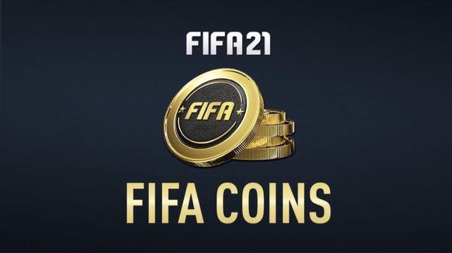 Монети FIFA 21 ( Fifa Coins ) Ultimate Team Фифа 21 PS4