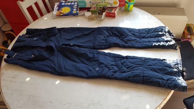 Spodnie narciarskie r.38