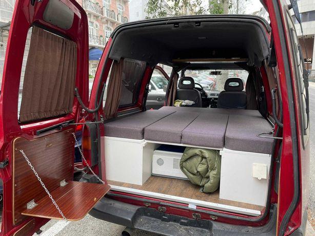 Campervan/caravana para alugar