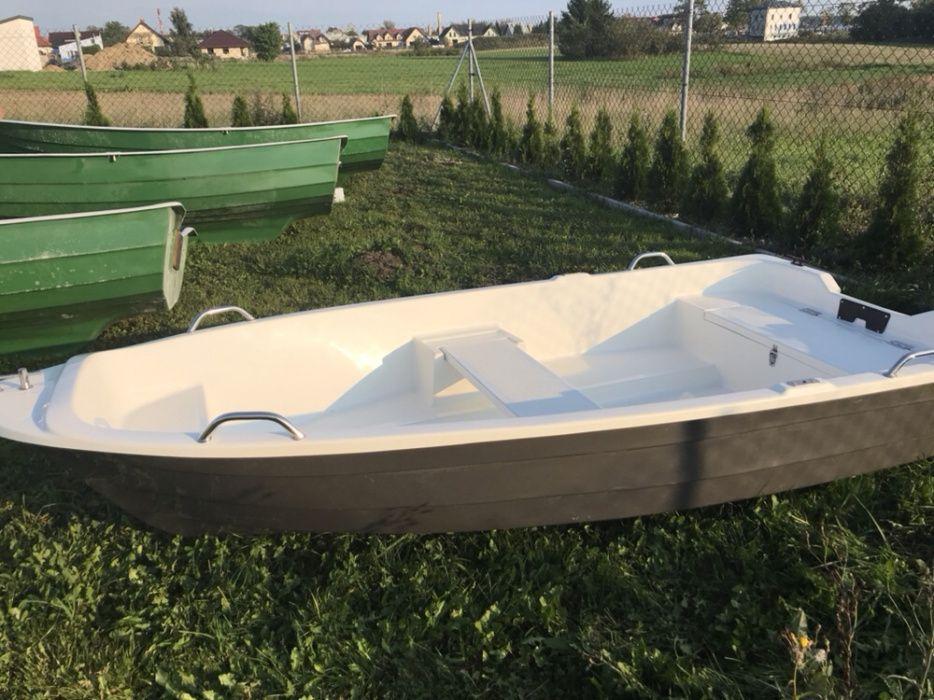 Nowa łódź wędkarska Karp dwuskorupowa Augustów - image 1
