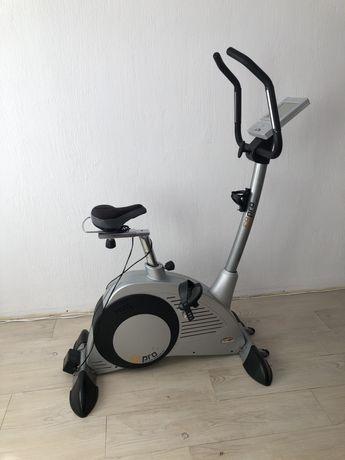 Rower stacjonarny treningowy z komputerem fitness