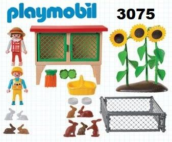 Playmobil sets animais Quinta 100% completos