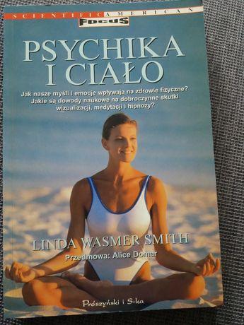 Książka Psychika i ciało  Linda Wasmer Smith