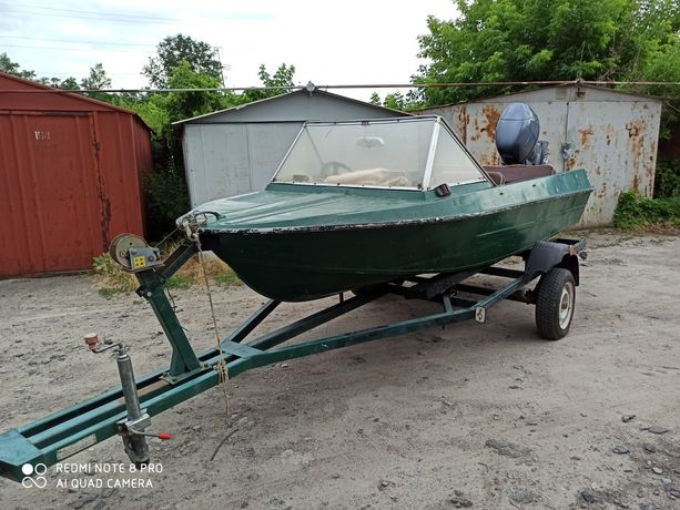Лодка крим моторная