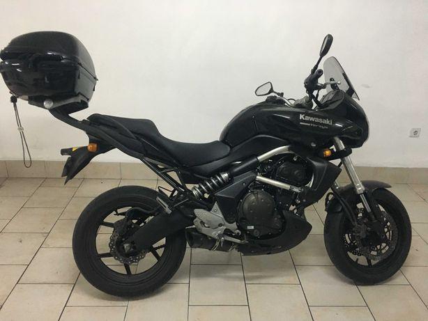 Kawasaki versys 650cc de 2007