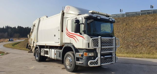 Scania P360 Śmieciarka JOAB EURO 5