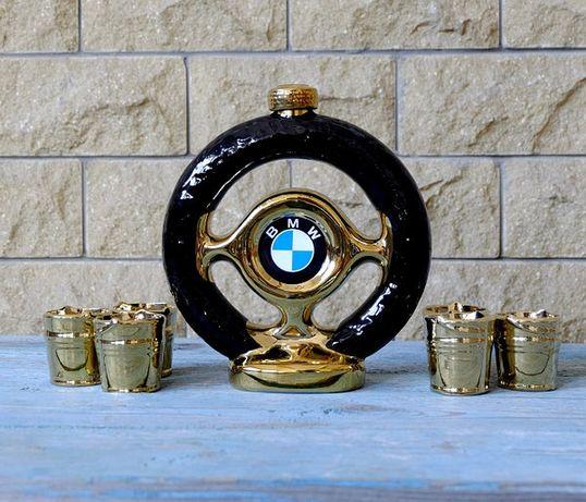 Руль BMW - Подарочный набор для мужчины автомобилиста, парня, друга