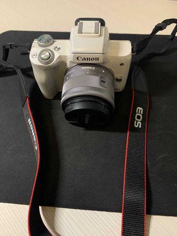 Фотоаппарат Canon EOS M50 Kit 15-45 IS STM Официальная гарантия!