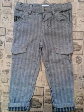 Крутые штаны узкачи 1-2 года