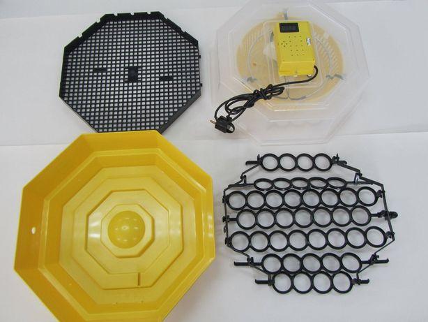Inkubator lęgowy klujnik 60 jaj +taca półautomatyczna GRATIS wylęgarka