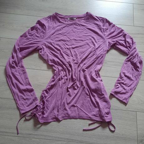 Bluzka Orsay liliowa rozm M 38 Nowa