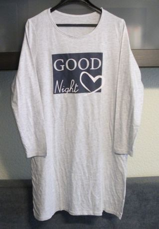Koszulka nocna. Rozmiar L