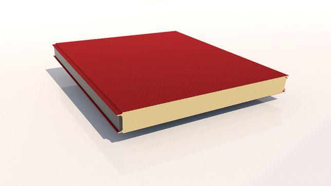Płyta warstwowa ścienna 100mm płyty obornickie PIR