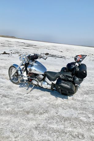 Продам мотоцикл Yamaha Drag Star 400