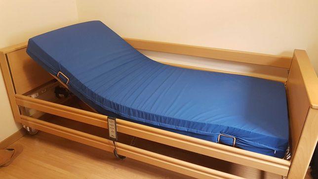 Cama articulada ortopédica e elevatória hospitalar