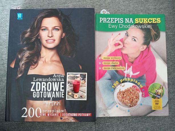 Książka Anny Lewandowskiej i Ewy Chodakowskiej
