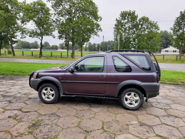 Land Rover Freelander europa