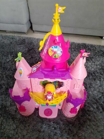 Castelo Pinypon com princesa como novo