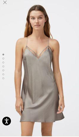 Пеньюар, ночнушка, платье Oysho S (intimissimi)