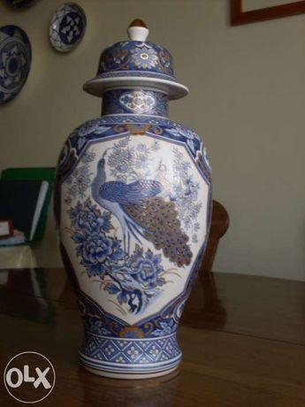 Pote de Cerâmica louças Panda