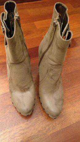 Vendo botas senhora N°38