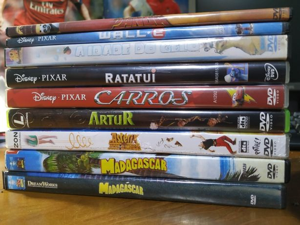 Filmes animação infantil